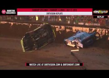 DIRTVISION REPLAYS | Fairbury Speedway July 27th, 2019
