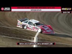 DIRTVISION REPLAYS | River Cities Speedway July 12th, 2019