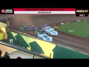 DIRTVISION REPLAYS   Shawano Speedway July 30th, 2019