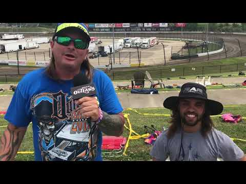 RACE DAY PREVIEW | Eldora Speedway July 18, 2019 Feat. Rico Abreu