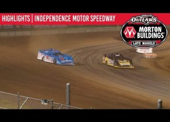 World of Outlaws Morton Buildings Late Models Independence Motor Speedway July 5, 2019 | HIGHLIGHTS