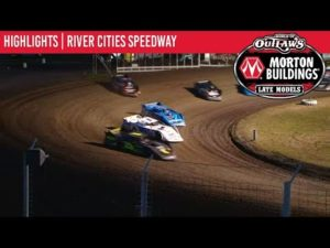 World of Outlaws Morton Buildings Late Models River Cities Speedway July 12th, 2019   HIGHLIGHTS