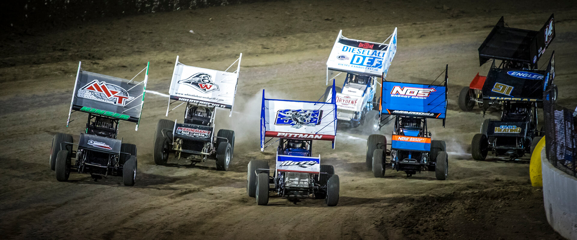 World of Outlaws Sprint Car Series | World of Outlaws