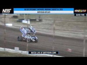 DIRTVISION REPLAYS   Big Sky Speedway August 24th, 2019