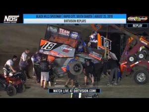 DIRTVISION REPLAYS | Black Hills Speedway August 23rd, 2019
