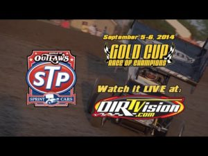 LIVE on DIRTVision.com: Gold Cup Race of Champions | September 5-6, 2014