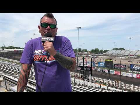 RACE DAY PREVIEW | Knoxville Raceway – Knoxville Nationals – Aug. 10, 2019