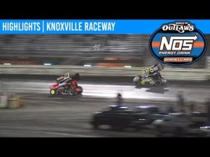 World of Outlaws NOS Energy Drink Sprint Cars Knoxville Raceway, August 7th, 2019   HIGHLIGHTS