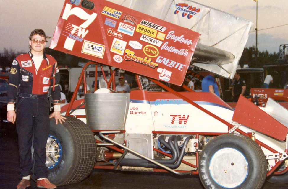 2.05.89 Jacksonville, FL: Joe Gaerte (Max Dolder photo)