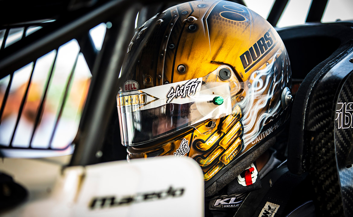 LEARNING RACE BY RACE: Carson Macedo excelling in rookie