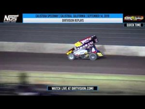 DIRTVISION REPLAYS | Calistoga Speedway September 14th, 2019