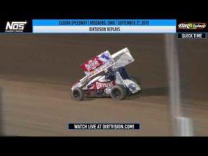 DIRTVISION REPLAYS   Eldora Speedway September 27th, 2019
