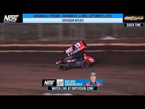 DIRTVISION REPLAYS | Jacksonville Speedway September 25th, 2019