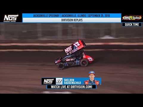 DIRTVISION REPLAYS | Jacksonville Speedway September 25th, 2019