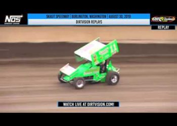 DIRTVISION REPLAYS | Skagit Speedway August 31st, 2019