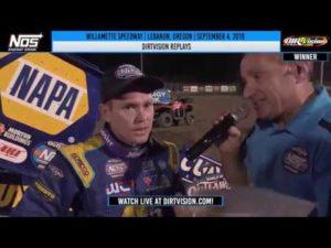 DIRTVISION REPLAYS | Willamette Speedway September 4th, 2019