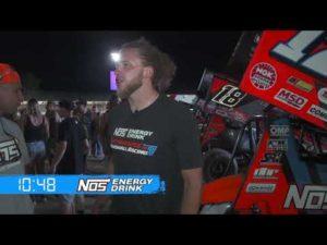 Late Nights with NOS Energy Drink: Drew Brenner | Stenhosue Jr Marshall Racing