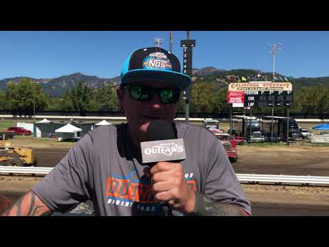 RACE DAY PREVIEW | Calistoga Speedway