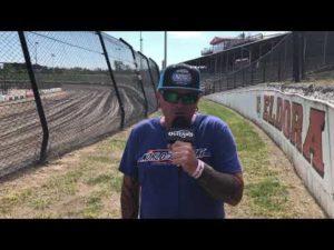 RACE DAY PREVIEW   Eldora Speedway Sept. 27, 2019