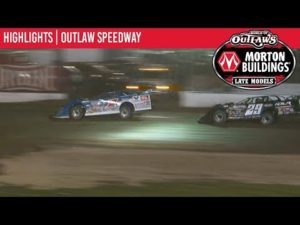World of Outlaws Morton Buildings Late Models Outlaw Speedway, September 20th, 2019   HIGHLIGHTS