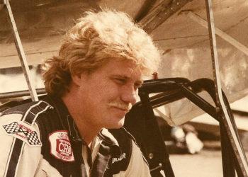 Steve Kinser 1983 Syracuse