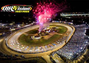 World Finals 3-Series 4-Wide at The Dirt Track at Charlotte