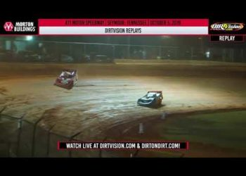 DIRTVISION REPLAYS | 411 Motor Speedway October 5th, 2019