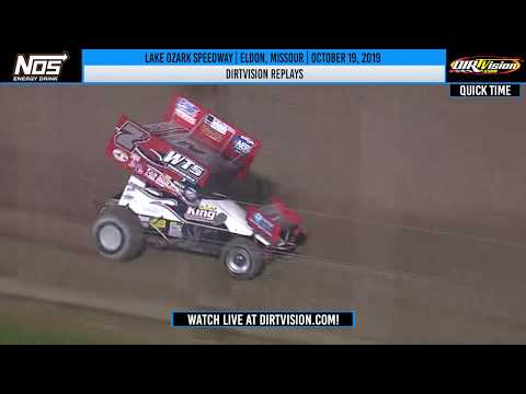 DIRTVISION REPLAYS | Lake Ozark Speedway October 19th, 2019
