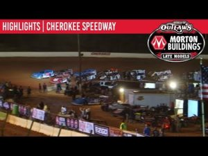 World of Outlaws Morton Buildings Late Models Cherokee Speedway, October 4th, 2019   HIGHLIGHTS