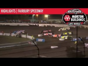 World of Outlaws Morton Buildings Late Models Fairbury Speedway July 26th, 2019   HIGHLIGHTS