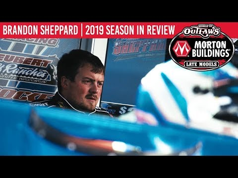 Brandon Sheppard | 2019 World of Outlaws Morton Buildings Late Model Series Season In Review
