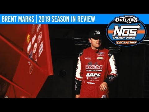 Brent Marks | 2019 World of Outlaws NOS Energy Drink Sprint Car Series Season In Review