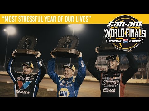 "Can-Am World Finals 2019 | ""Most Stressful Year of Our Lives"""