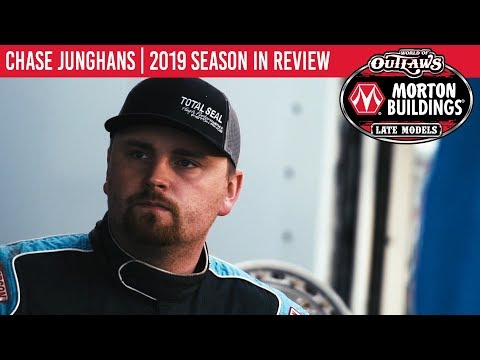 Chase Junghans | 2019 World of Outlaws Morton Buildings Late Model Series Season In Review