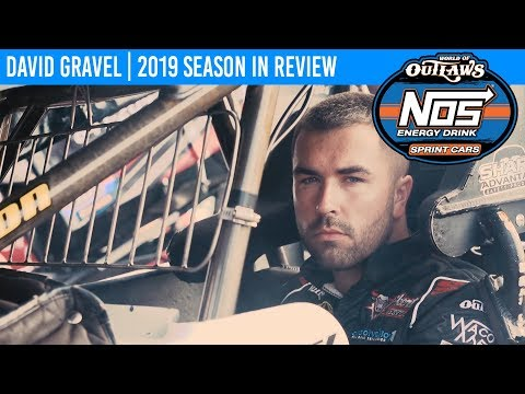 David Gravel | 2019 World of Outlaws NOS Energy Drink Sprint Car Series Season In Review