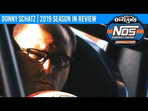 Donny Schatz | 2019 World of Outlaws NOS Energy Drink Sprint Car Series Season In Review