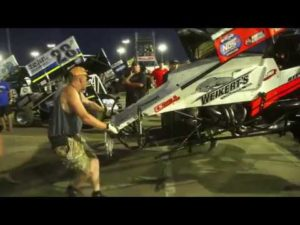 Late Nights with NOS Energy Drink: Unloading at Knoxville