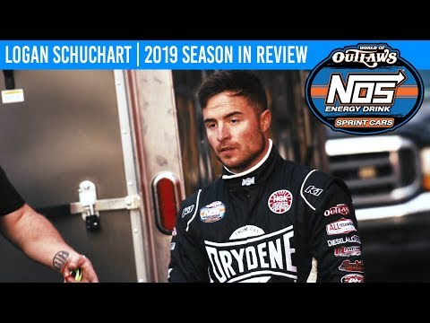 Logan Schuchart | 2019 World of Outlaws NOS Energy Drink Sprint Car Series Season In Review
