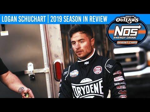 Logan Schuchart | 2019 World of Outlaws NOS Energy Drink Sprint Car Series Season In Review