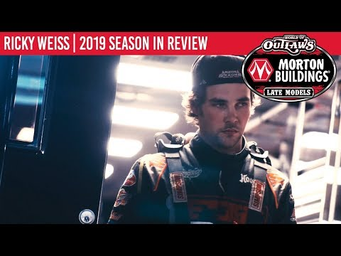 Ricky Weiss | 2019 World of Outlaws Morton Buildings Late Model Series Season In Review