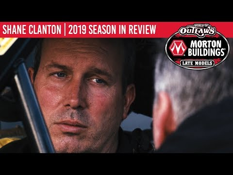 Shane Clanton | 2019 World of Outlaws Morton Buildings Late Model Series Season In Review