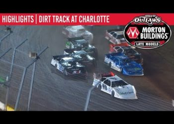 World of Outlaws Morton Buildings Late Models Dirt Track at Charlotte, November 8, 2019 | HIGHLIGHTS
