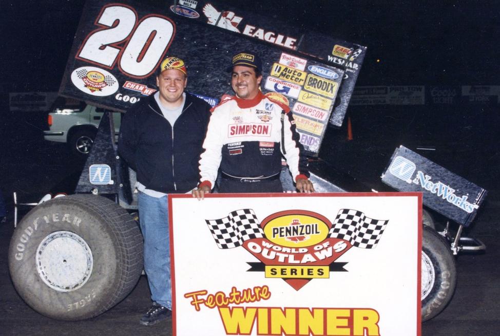 Tyler Swank and Johnny Herrera