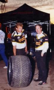 Kelly Pryor & Sammy Swindell