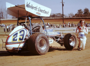 Kenny Weld after fifth straight track title