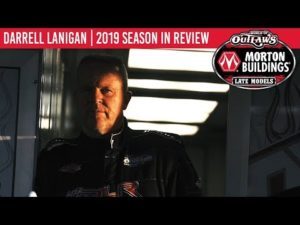 Darrell Lanigan   2019 World of Outlaws Morton Buildings Late Model Series Season In Review