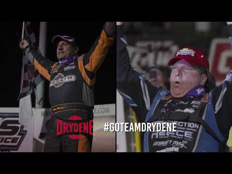 Team Drydene | Madden & Bloomquist join #WoOLMS in 2020 with Drydene Performance Products!