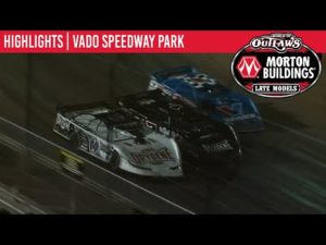 World of Outlaws Morton Buildings Late Models Vado Speedway Park, January 3, 2020   HIGHLIGHTS