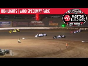 World of Outlaws Morton Buildings Late Models Vado Speedway Park, January 5, 2020   HIGHLIGHTS
