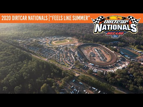 "2020 DIRTcar Nationals | ""Feels like Summer"""